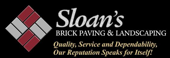 Sloan's Brick Paving & Landscaping